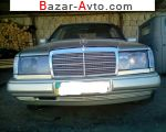 автобазар украины - Продажа 1987 г.в.  Mercedes E