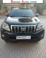 2012 Toyota Land Cruiser Prado 2.7 AT 4WD (163 л.с.)  автобазар