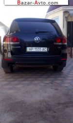 автобазар украины - Продажа 2008 г.в.  Volkswagen Touareg 2.5 TDI AT (174 л.с.)