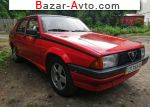 автобазар украины - Продажа 1986 г.в.  Alfa Romeo 75 1.8 MT (155 л.с.)
