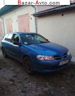 автобазар украины - Продажа 2001 г.в.  Nissan Almera 1.5 MT (90 л.с.)