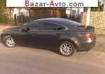 автобазар украины - Продажа 2013 г.в.  Mazda 6 2.0 SKYACTIV-G MT (165 л.с.)