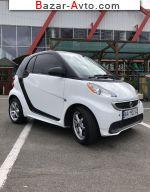 автобазар украины - Продажа 2014 г.в.  Smart Fortwo 1.0 DSG (71 л.с.)