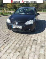 автобазар украины - Продажа 2008 г.в.  Volkswagen Golf 1.6 MT (102 л.с.)