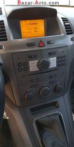 автобазар украины - Продажа 2007 г.в.  Opel Zafira 2.2 MT (150 л.с.)