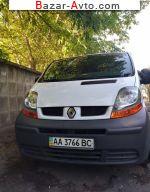 автобазар украины - Продажа 2003 г.в.  Renault Trafic 1.9 dCi MT (100 л.с.)