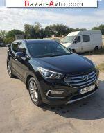 автобазар украины - Продажа 2016 г.в.  Hyundai Santa Fe 2.2 CRDI AT AWD (200 л.с.)
