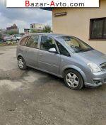автобазар украины - Продажа 2008 г.в.  Opel Meriva
