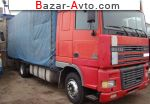 автобазар украины - Продажа 1999 г.в.  DAF 95 XF