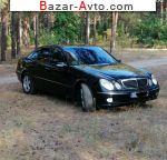 автобазар украины - Продажа 2004 г.в.  Mercedes E E 200 Kompressor 5G-Tronic (163 л.с.)