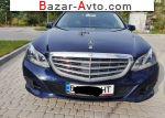 автобазар украины - Продажа 2013 г.в.  Mercedes E E 200 CDI 7G-Tronic Plus (136 л.с.)