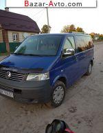 автобазар украины - Продажа 2008 г.в.  Volkswagen Transporter 2.5 TDI SWB L1H2 MT (131 л.с.)