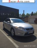 2008 Ford Mondeo 2.0 TDCi DPF MT (130 л.с.)  автобазар