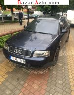 автобазар украины - Продажа 2002 г.в.  Audi A6