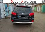 2008 Hyundai Santa Fe 2.7 AT (188 л.с.)  автобазар