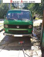 автобазар украины - Продажа 1986 г.в.  Volkswagen Transporter