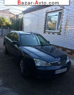 2003 Ford Mondeo 1.8 MT (125 л.с.)  автобазар