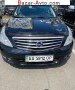 автобазар украины - Продажа 2012 г.в.  Nissan Teana 2.5 Xtronic (182 л.с.)