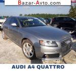автобазар украины - Продажа 2009 г.в.  Audi A4 2.0 TFSI tiptronic quattro (180 л.с.)