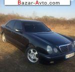 автобазар украины - Продажа 2000 г.в.  Mercedes E E 200 MT (136 л.с.)