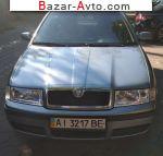 автобазар украины - Продажа 2002 г.в.  Skoda Octavia 1.8 T Euro IV MT (150 л.с.)
