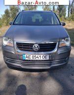 автобазар украины - Продажа 2006 г.в.  Volkswagen Touran 1.9 TDI MT (105 л.с.)