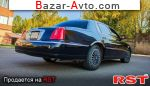 2002 Lincoln Town Car 4.6 AT (223 л.с.)  автобазар