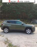 Jeep Compass 2.4 4x4 AT (182 л.с.) 2018, 18950 $