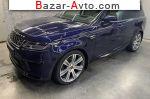 автобазар украины - Продажа 2019 г.в.  Land Rover Range Rover Sport 3.0 SDV6  AT AWD (306 л.с.)