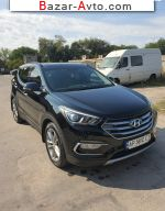 Hyundai Santa Fe 2.2 CRDI AT AWD (200 л.с.) 2016, 31500 $