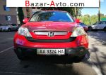 Honda CR-V 2.0 AT 4WD (150 л.с.) 2007, 9500 $
