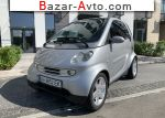 2003 Smart Fortwo 0.7 AT City Coupe (50 л.с.)  автобазар