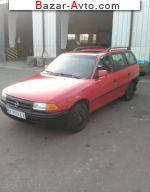 автобазар украины - Продажа 1994 г.в.  Opel Astra 1.4 MT (60 л.с.)