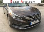 2015 Hyundai Sonata 2.4 GDI AT (185 л.с.)  автобазар