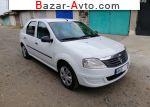 2010 Renault Logan 1.4 MT (75 л.с.)  автобазар