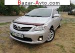 автобазар украины - Продажа 2012 г.в.  Toyota Corolla 1.33 MT (101 л.с.)