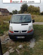 автобазар украины - Продажа 2002 г.в.  Renault Trafic 1.9 dCi MT (100 л.с.)