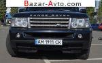 автобазар украины - Продажа 2007 г.в.  Land Rover Range Rover Sport 4.2 AT (390 л.с.)