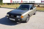 автобазар украины - Продажа 1990 г.в.  Audi 80 1.8 S MT (88 л.с.)