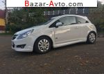 автобазар украины - Продажа 2010 г.в.  Opel Corsa