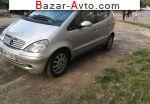 автобазар украины - Продажа 2002 г.в.  Mercedes A A 170 CDI AT (95 л.с.)