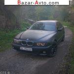 автобазар украины - Продажа 1996 г.в.  BMW 5 Series 520i MT (150 л.с.)