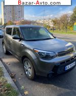 автобазар украины - Продажа 2015 г.в.  KIA Soul 1.6 AT (132 л.с.)