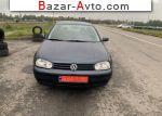 автобазар украины - Продажа 1998 г.в.  Volkswagen Golf 1.6 MT (100 л.с.)