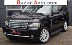 автобазар украины - Продажа 2009 г.в.  Land Rover Range Rover 3.6 TDV6 AT AWD (271 л.с.)