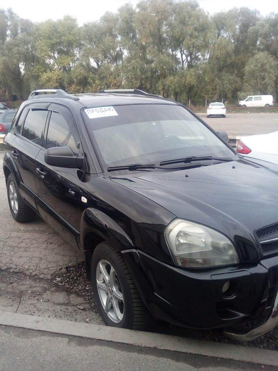 автобазар украины - Продажа 2007 г.в.  Hyundai Tucson