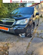 2013 Subaru Forester 2.0XT Lineartronic AWD (241 л.с.)  автобазар