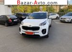 2017 KIA Sportage 2.0i AT 4x4 (155 л.с.)  автобазар