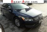 2014 Volkswagen Passat 2.5  AT (170 л.с.)  автобазар