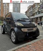 1999 Smart Fortwo   автобазар
